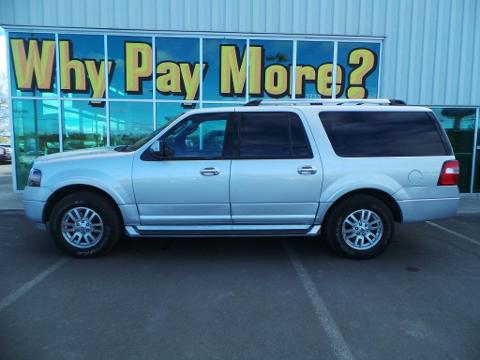 Photo 2013 Ford Expedition EL Limited