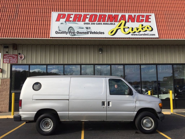 Photo 2003 Ford E-250 E-250 Super