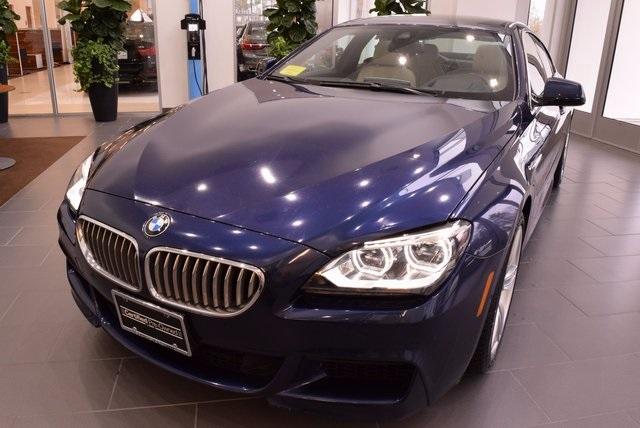 Photo 2013 BMW 650 Gran Coupe