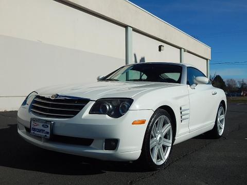 Photo 2005 Chrysler Crossfire Limited