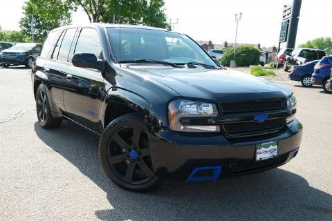 Photo 2008 Chevrolet TrailBlazer SS