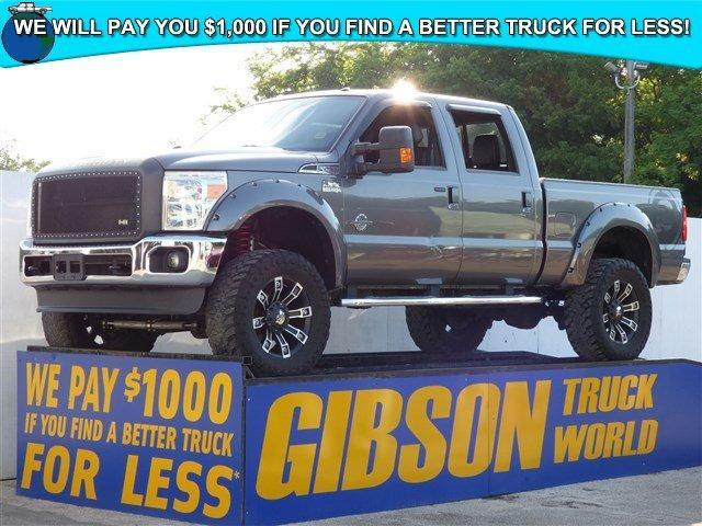 Photo Used 2013 Ford F250 Lariat
