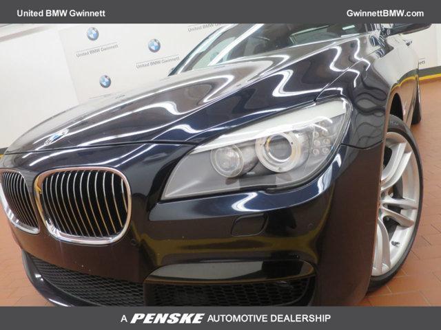 Photo Used 2012 BMW 750 Li