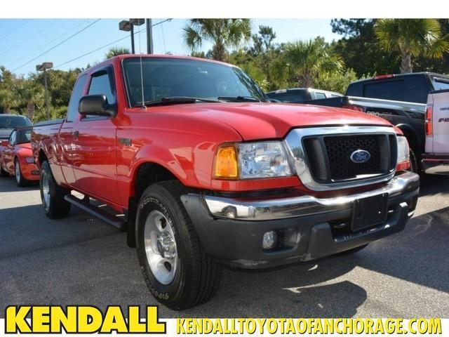 Photo Used 2004 Ford Ranger XLT