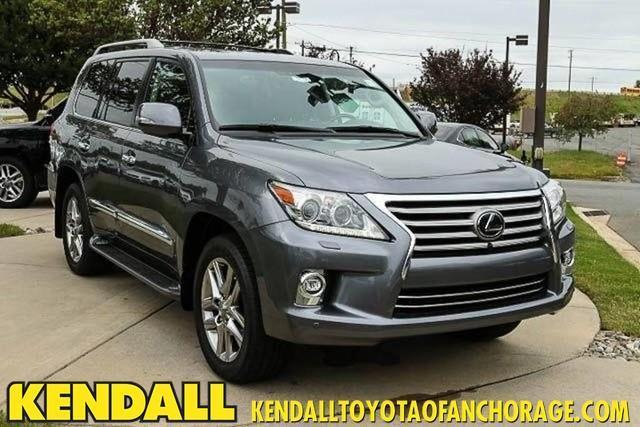 Photo Used 2014 Lexus LX 570 Base