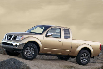 Photo Used 2007 Nissan Frontier NISMO Off Road