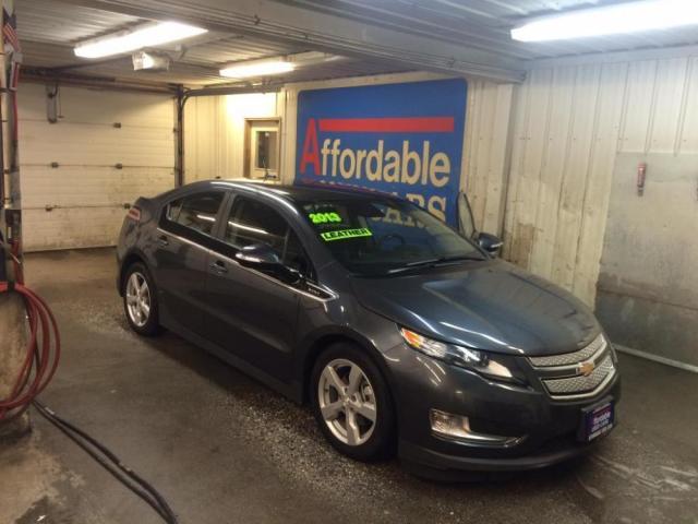 Photo Used 2013 Chevrolet Volt Base