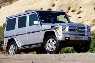 Photo Used 2003 Mercedes-Benz G500 4MATIC