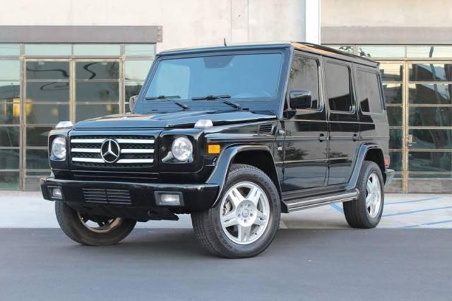 Photo Used 2002 Mercedes-Benz G500 4MATIC