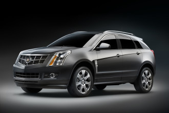 Photo Used 2010 Cadillac SRX Premium Collection