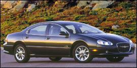 Photo Used 2000 Chrysler LHS
