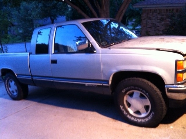 Photo Used 1992 Chevrolet 1500 Silverado