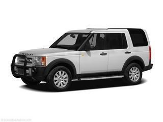 Photo Used 2008 Land Rover LR3 SE