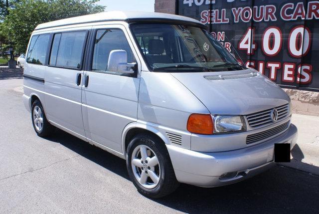 Photo Used 2003 Volkswagen Eurovan MV