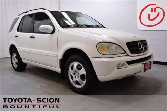 Photo Used 2002 Mercedes-Benz ML320 4MATIC