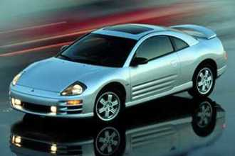 Photo Used 2000 Mitsubishi Eclipse GT
