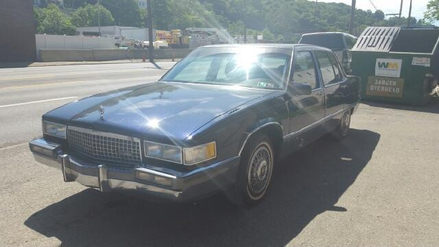 Photo Used 1989 Cadillac Fleetwood Sixty Special