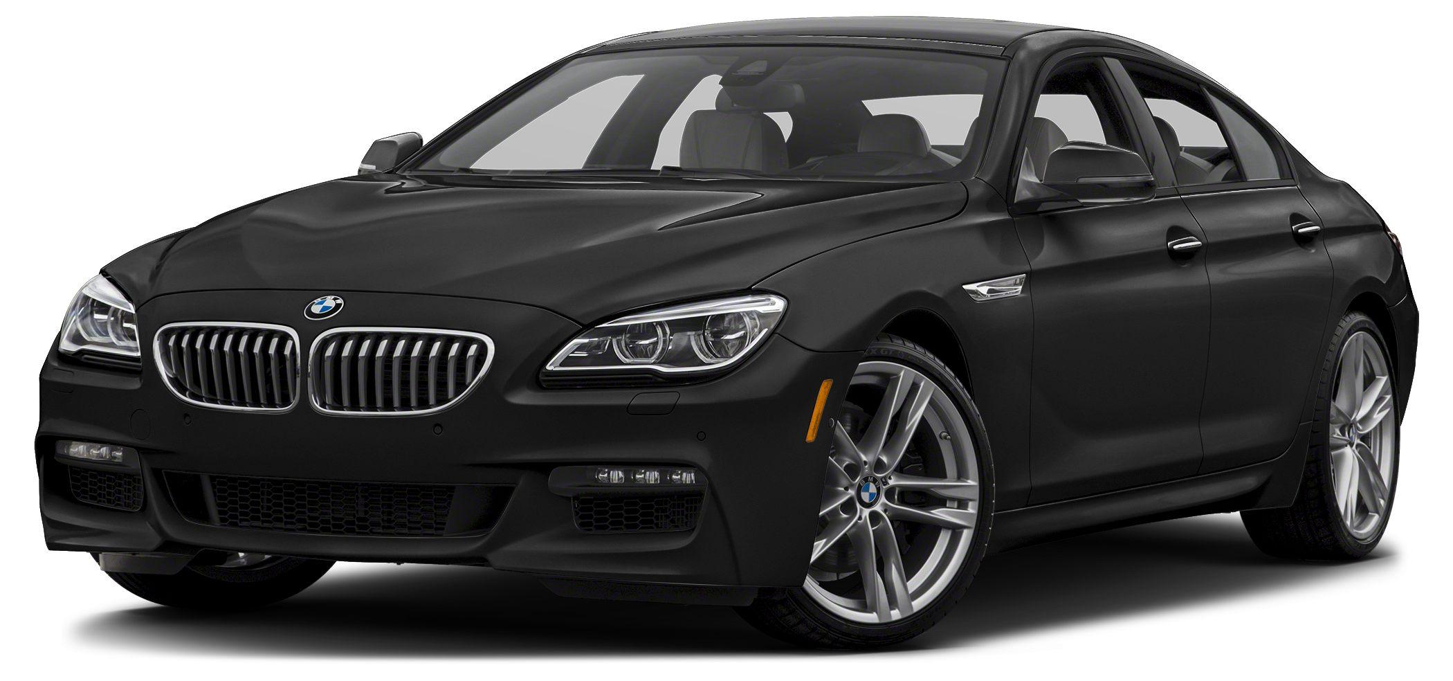 Photo Used 2016 BMW 650 Gran Coupe i xDrive