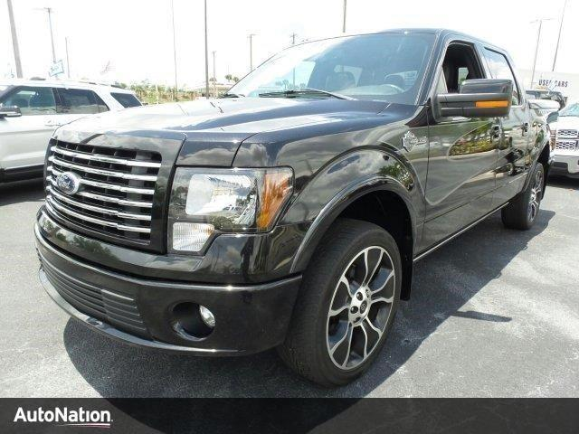 Photo Used 2012 Ford F150 Harley-Davidson