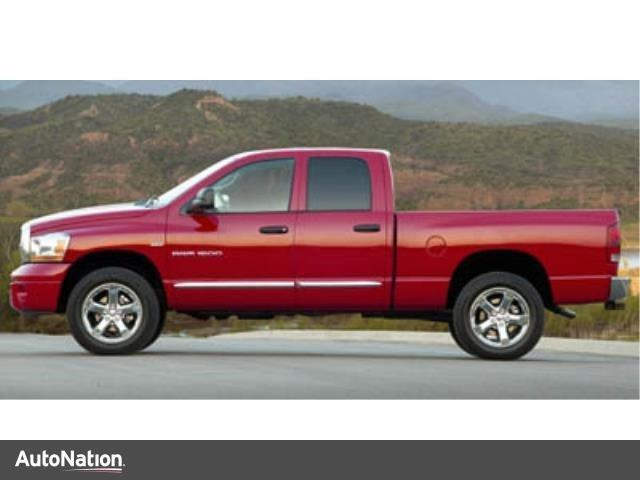 Photo Used 2007 Dodge Ram 1500 SLT