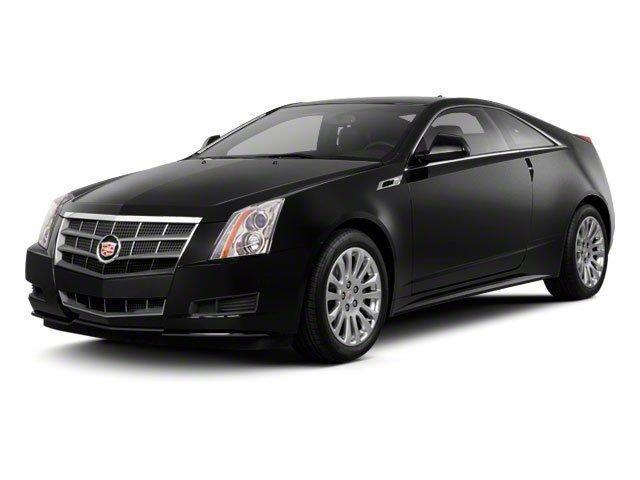 Photo Used 2012 Cadillac CTS Base