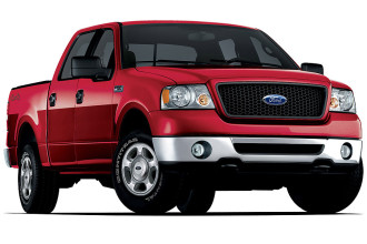 Photo Used 2007 Ford F150 FX2