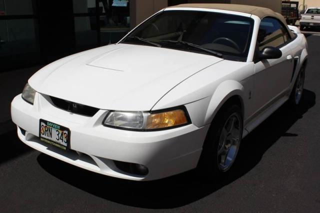 Photo Used 1999 Ford Mustang SVT Cobra