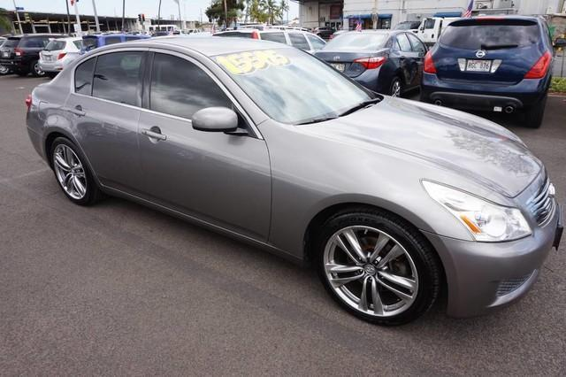 Photo Used 2007 Infiniti G35 Base