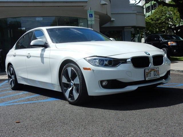 Photo Used 2013 BMW ActiveHybrid 3