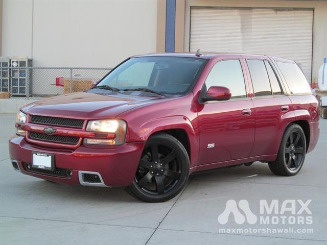 Photo Used 2007 Chevrolet TrailBlazer SS