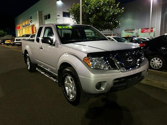 Photo Used 2012 Nissan Frontier SV