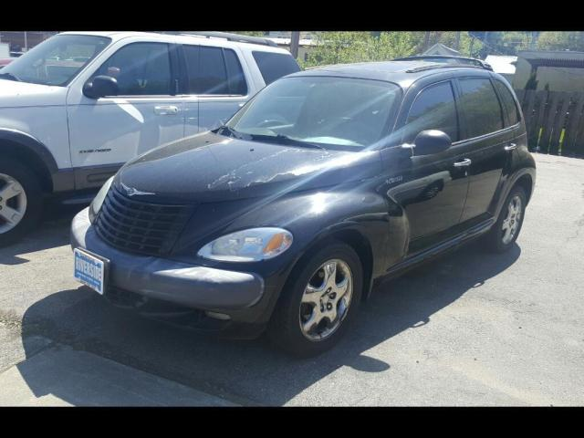 Photo Used 2002 Chrysler PT Cruiser Limited