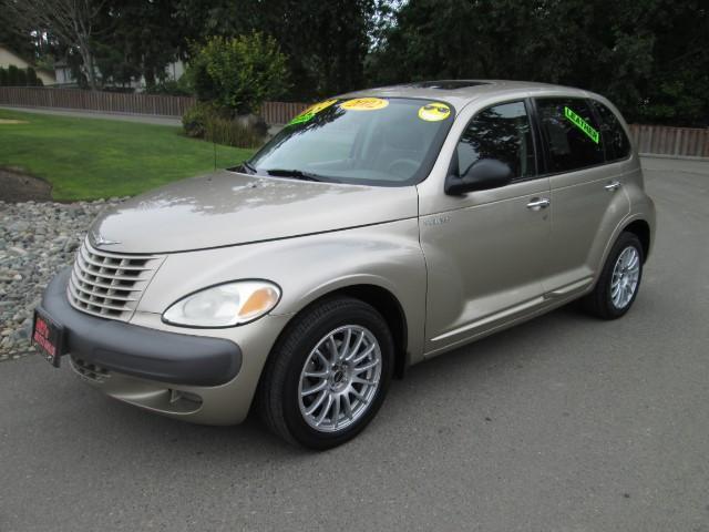 Photo Used 2002 Chrysler PT Cruiser Limited