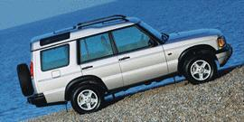Photo Used 2002 Land Rover Discovery Series II SE