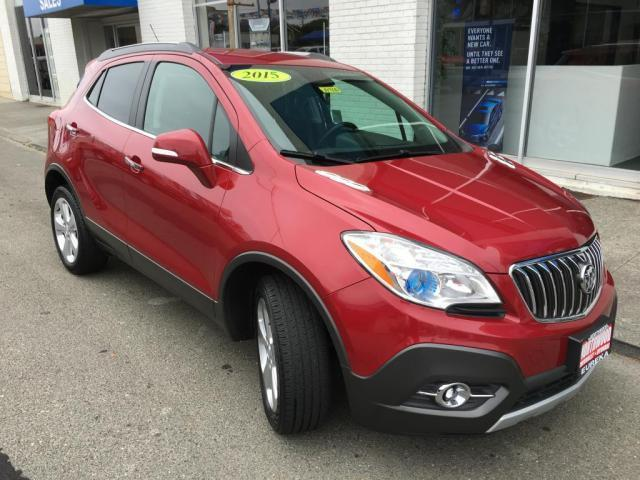 Photo Used 2015 Buick Encore Leather