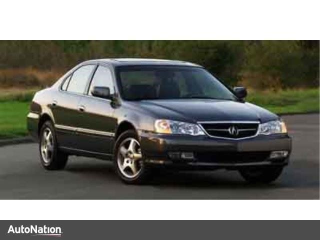 Photo Used 2003 Acura TL wNavigation System