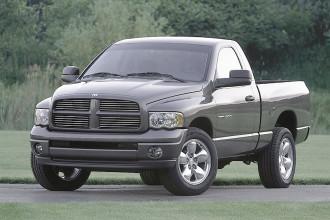 Photo Used 2004 Dodge Ram 1500 SLT