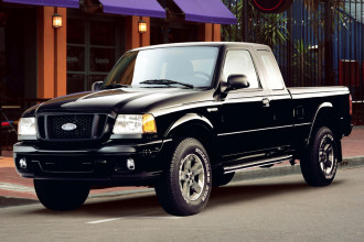 Photo Used 2004 Ford Ranger XL