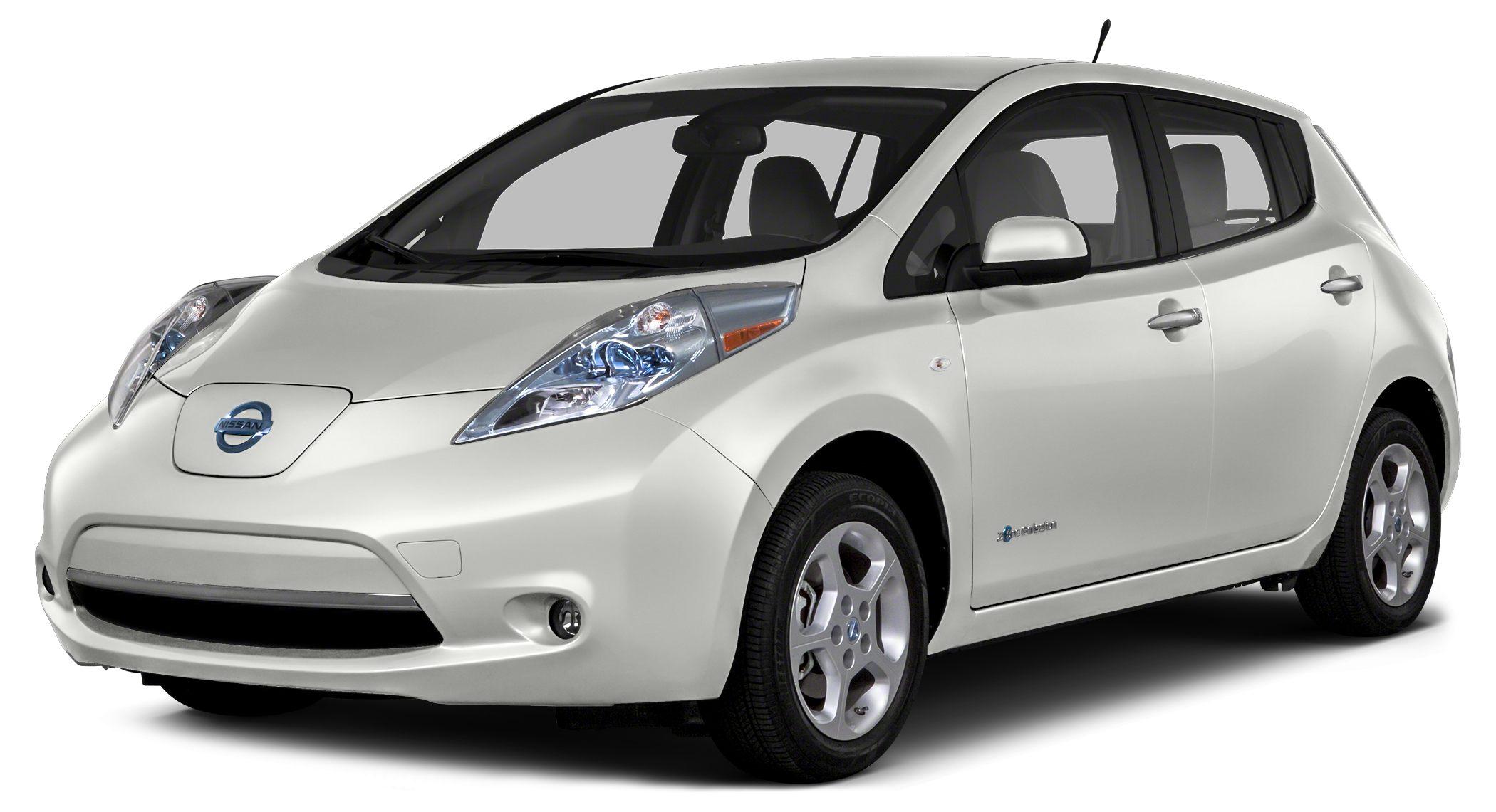 Photo Used 2016 Nissan Leaf S