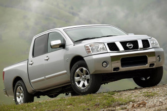Photo Used 2006 Nissan Titan SE King Cab