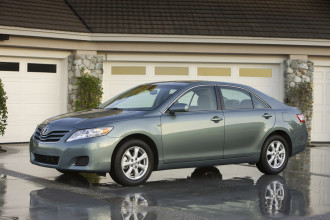 Photo Used 2010 Toyota Camry LE