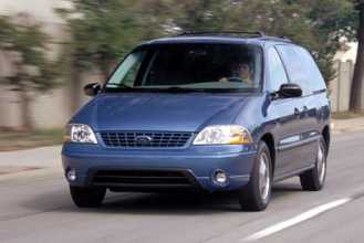 Photo Used 2002 Ford Windstar SE Sport