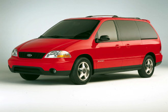 Photo Used 2001 Ford Windstar LX