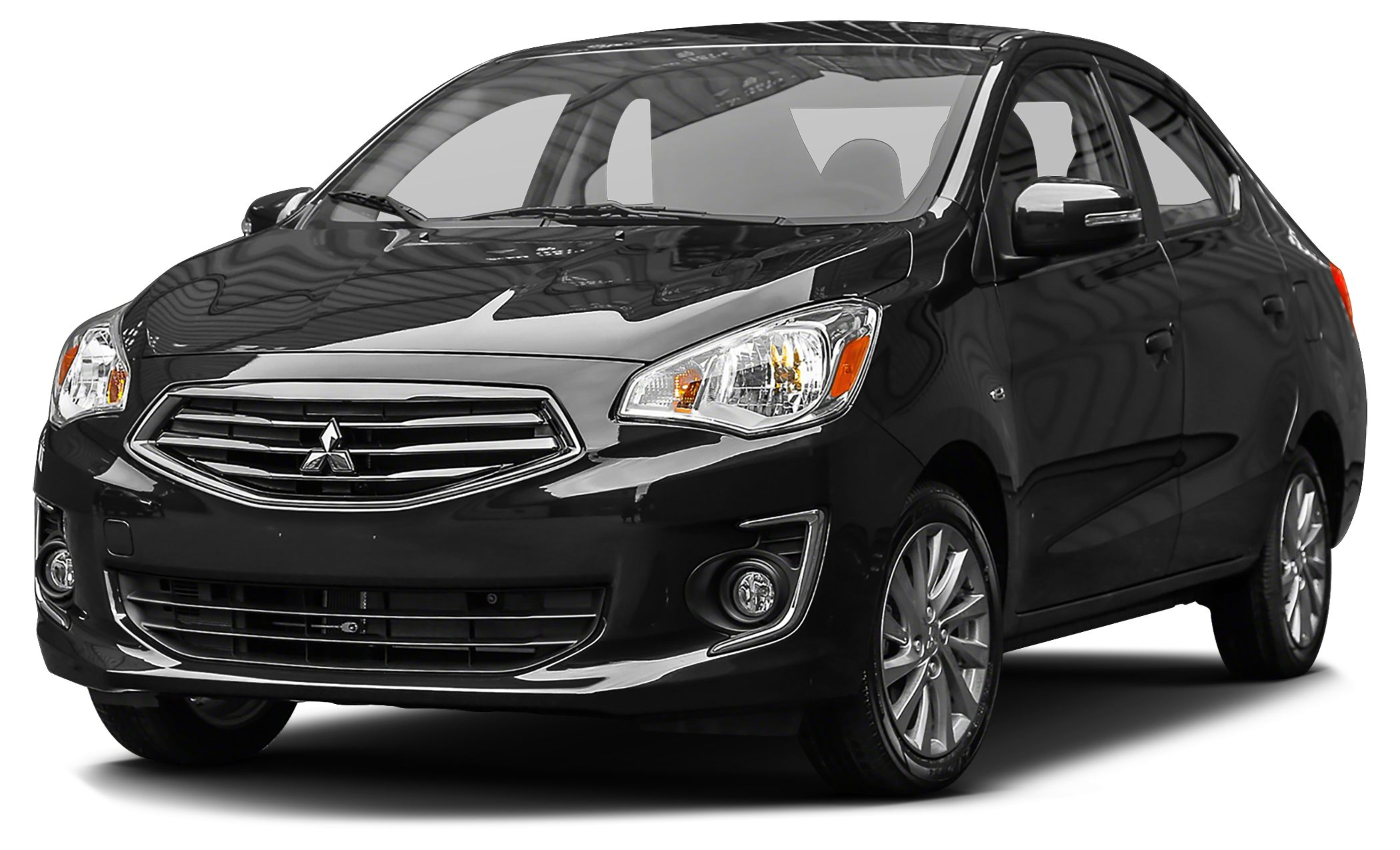 Photo Used 2017 Mitsubishi Mirage G4 ES