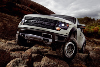 Photo Used 2013 Ford F150 FX2