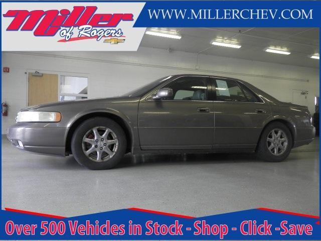 Photo Used 1999 Cadillac Seville STS