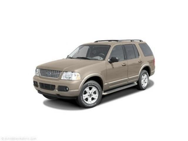 Photo Used 2004 Ford Explorer XLT Sport