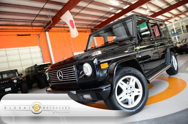 Photo Used 2005 Mercedes-Benz G500 4MATIC