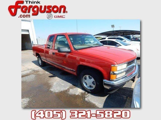 Photo Used 1997 Chevrolet 1500 Silverado