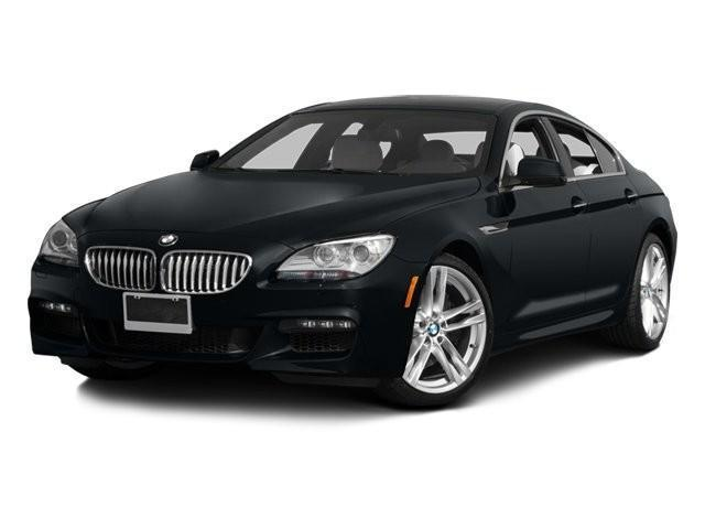 Photo Used 2013 BMW 650 Gran Coupe i